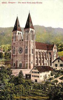 Bregenz, Herz-Jesu-Kirche