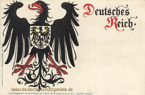 Deutsches Reich, Wappen
