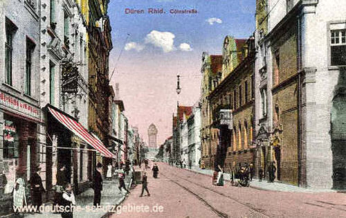 Düren, Kölnstraße