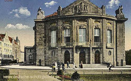 Düren, Theater