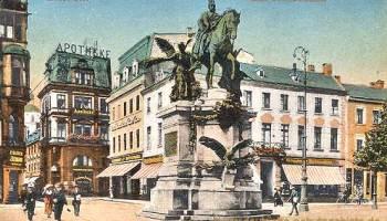 Düsseldorf, Kaiser Wilhelm-Denkmal