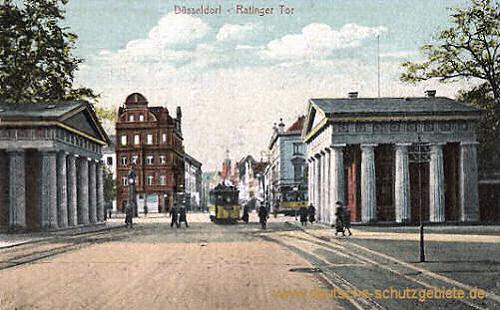 Düsseldorf, Ratinger Tor