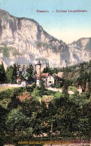 Eisenerz, Schloss Leopoldstein