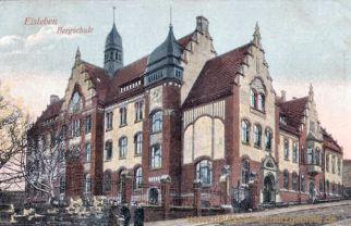 Eisleben, Bergschule