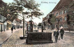 Eisleben, Breiterweg