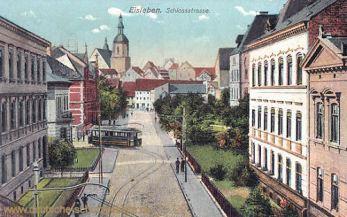 Eisleben, Schlossstraße