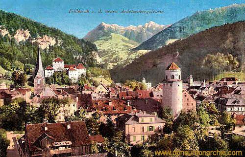 Feldkirch v. d. neuen Ardetzenbergstraße
