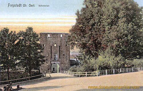Freistadt Ob.-Oe., Böhmertor