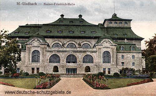M.-Gladbach, Kaiser-Friedrich-Halle