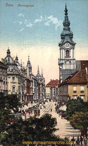 Graz, Herrengasse