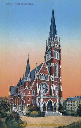 Graz, Herz Jesukirche