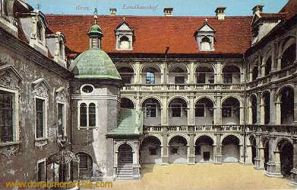 Graz, Landhaushof