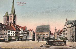 Halberstadt, Holzmarkt