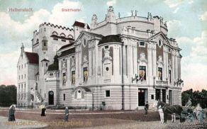 Halberstadt, Stadttheater