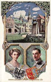 Herzogin und Herzog von Braunschweig