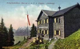 Hochgründeckhaus (1800 m) d. A. V. S. Pongau (Salzburg)