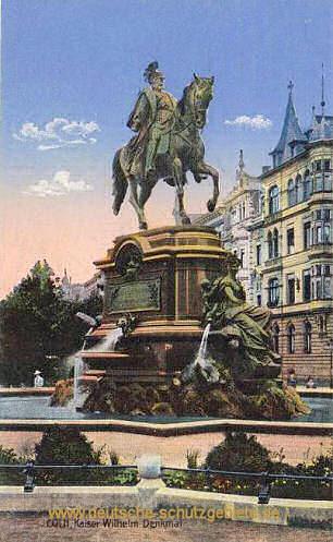 Köln, Kaiser Wilhelm I.-Denkmal