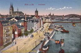 Köln, Leystapel