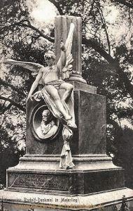 Kronprinz Rudolf-Denkmal in Maierling
