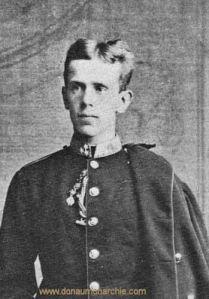 Kronprinz Rudolf, 1877