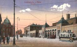 Ludwigshafen, Bahnhof