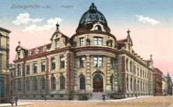 Ludwigshafen, Postamt