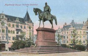 Magdeburg, Kaiser-Wilhelm-Denkmal