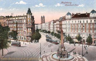 Magdeburg, Hasselbachplatz