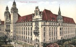 Magdeburg, Justizpalast