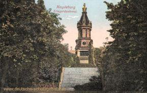Magdeburg, Kriegerdenkmal