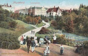 Magdeburg, Luisengarten
