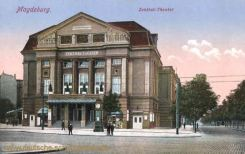 Magdeburg, Zentral-Theater