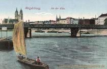 Magdeburg, an der Elbe