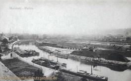 Malstatt, Hafen