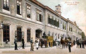 Marburg a. d. Drau, Hauptbahnhof
