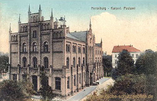 Merseburg, Kaiserliches Postamt