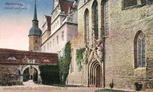 Merseburg, Schloss und Dom