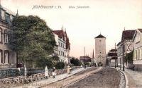Mühlhausen i. Thür., Obere Johannisstraße