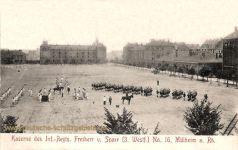 Mülheim am Rhein, Kaserne des Inf.-Regts No. 16