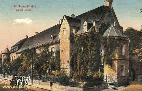 Mülheim an der Ruhr, Schloss Broich