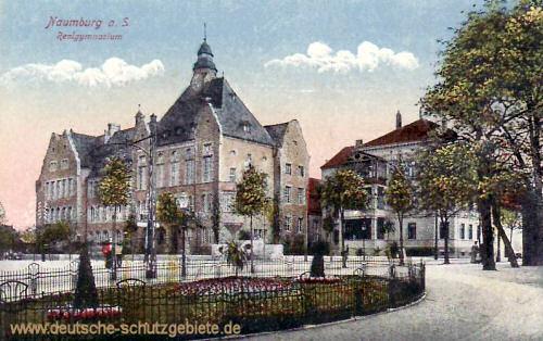 Naumburg, Realgymnasium