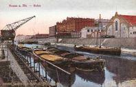 Neuss a. Rh., Hafen