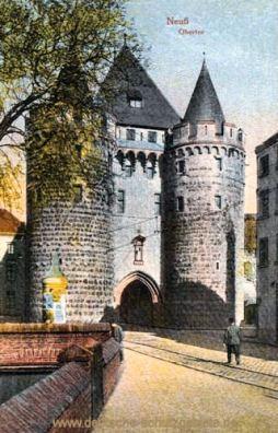 Neuss a. R., Obertor