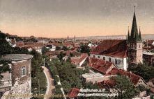 Nordhausen, Blick vom Primariusgraben