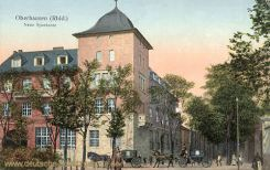 Oberhausen, Neue Sparkasse