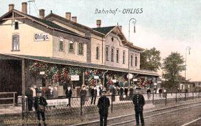 Ohligs, Bahnhof