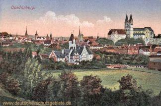 Quedlinburg, Ansicht