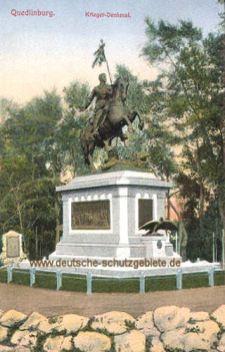 Quedlinburg, Kriegerdenkmal