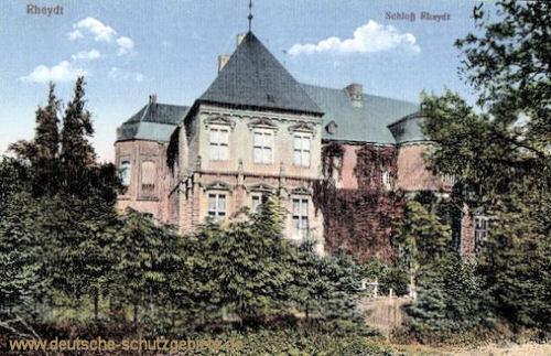 Rheydt, Schloss Rheydt