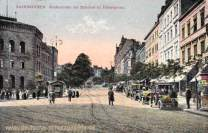Saarbrücken, Reichsstraße